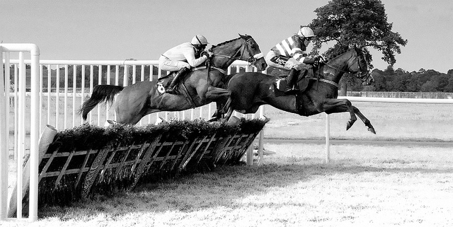 The Calderdale League 1 season is threatening to become a classic two horse race between Todmorden 'A' and Halifax 'A'. This image is used under Creative Commons terms and sourced from vegaseddie's Flickr photostream