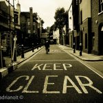 Belgrave 'A' keep clear